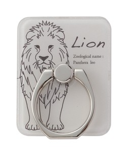 Animal Smartphone Ring LION