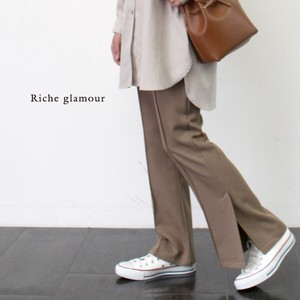 Twill Flare Pants