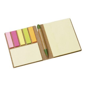 velty Eco Memo Pad Notebook