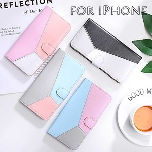 iPhone iPhone Smartphone Case Case Basic Notebook Type