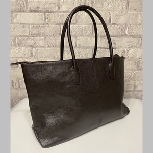Large capacity Cow Leather Tote Bag