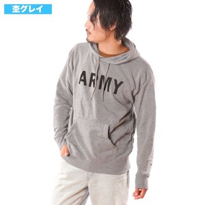 Raised Back Print Hoody Print Pullover Hoody Sweat Hoody