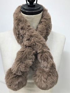 """2020 New Item"" Bonbon Eco Fur Scarf"