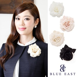 Pearl Lace Rose Corsage