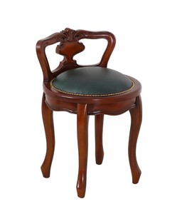 Round Chair Brown