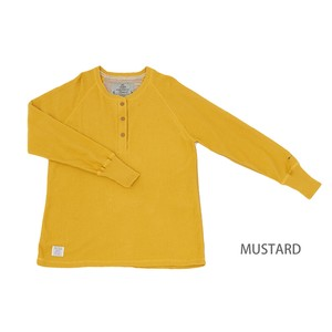Reserved items A/W Float Jersey Stretch Henry Neck Pullover