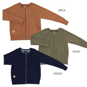 Reserved items A/W Fleece Pigment Processing Cardigan