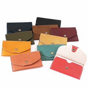 Business Card Card Case Usually Leather Artificial Leather