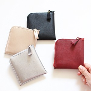 Square Wallet Leather Artificial Leather