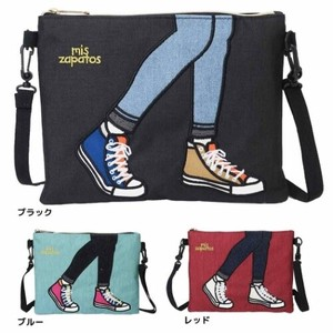 Bag mis zapatos Eco Bag Attached Sacosh Sneaker