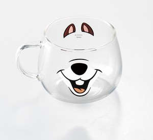 Heat-Resistant Glass Mouse Mug