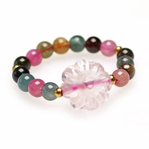 Multi-Color Tourmaline Ring Ring