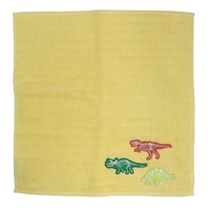 Hand Towel One Point Embroidery Handkerchief Towel Creatures