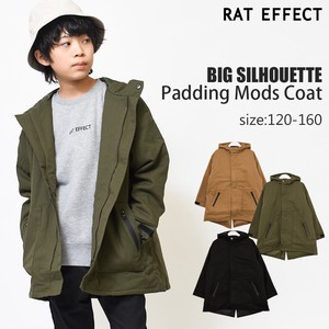 A/W Padding Big Mod Coat Boys Outerwear Children's Clothing