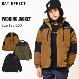 A/W Padding Big Switch Jacket Boys Outerwear Children's Clothing