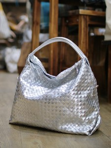 Pig Skin All Mesh 2-Way Bag