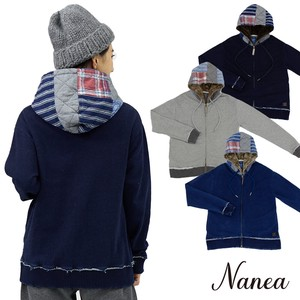 Reserved items A/W Fleece Food Patchwork Hoody