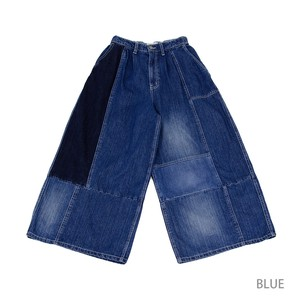 Reserved items A/W Denim Remake Switching wide pants
