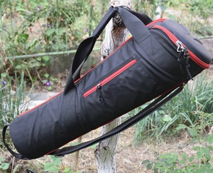 Tripod Bag Wide Type Hard Case Pad Pocket