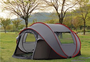 [ 2020NewItem ] Large Tent One touch Tent Open Tent Outdoors Camp Beach Tent