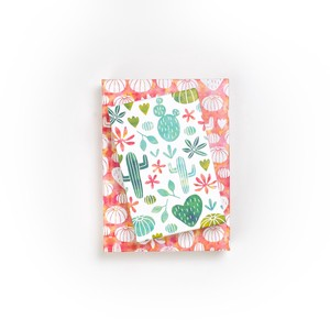 Wrapping Paper Hawaii / Watercolor Cactus