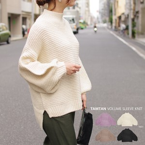 """2020 New Item"" Garter Knitted Pullover myke"