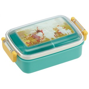 Wash In The Dishwasher Lunch Box Square Shape The Moomins Animation
