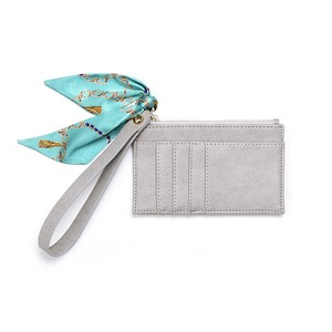 Card Key Case Gray