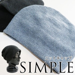 A/W Hats & Cap Ladies A/W Knitted Watch Cap Big Style Knitted Cap
