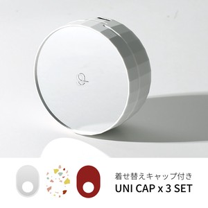 Completely Earphone White