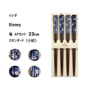 Chopstick Set Disney Komon Japanese Style Disney Mick Minnie Donald DAISY