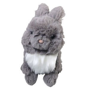 Soft Toys Land Gray Rabbit