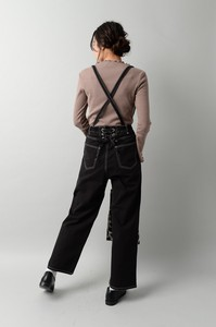 Gigging Twill Attached Bag Lace Pants