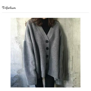 """2020 New Item"" 4 Colors Knitted Cardigan"