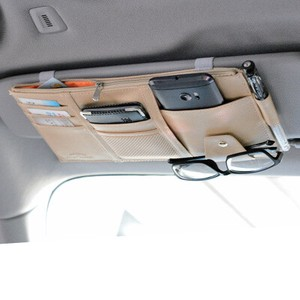 Sun Visor Storage Cover Car Product Storage Supply Storage Pocket