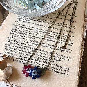 Anemones Necklace
