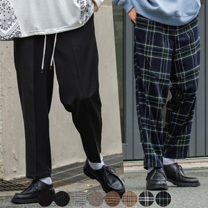 [2020 A/W New] Men's Dyeing Che Wide Tapered Pants