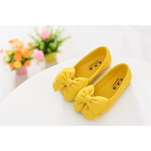 For Girl Kids Formal Shoes Kids Shoe Shoe Bow A4