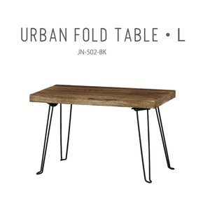 Characteristic Table Folded Table