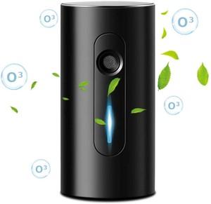 オゾン発生器 脱臭機 オゾン脱臭機 ミニ空気清浄機 脱臭 小型脱臭機 マイナスイオン USB充電式