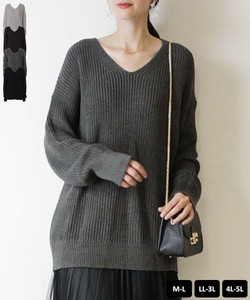 Beautiful V-neck Sweater Cardigan Sweater Top Ladies [ 2020NewItem ]