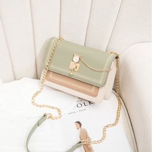 Shoulder Bag Chain Diagonally Shoulder Bag Fashion Lily