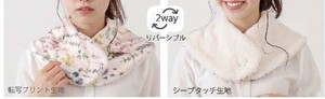 """2020 New Item"" Print Print Scarf"