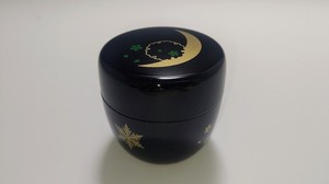 Setsugekka Echizen Lacquerware Japanese Tea Tools Jewelry Case With Lid