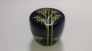 Echizen Lacquerware Japanese Tea Tools Jewelry Case With Lid