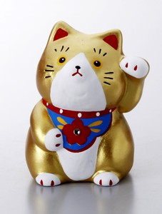 Folk Craft Beckoning cat