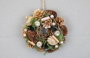 Natural Decoration Wreath