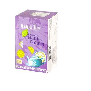 【2020新作】Halpe Tea 有機フェアトレード・アールグレイティー(ティーバッグ)