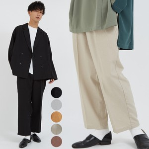 A/W Suit Set wide pants