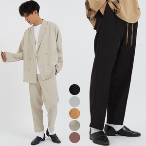 A/W Suit Set Tapered Pants
